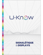 U-KNOW Signalétique et Displays